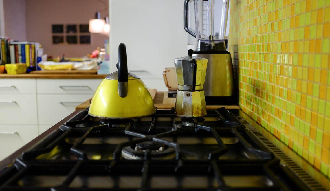 Loft-Leben im Wiener Hinterhof